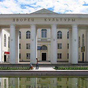 Дворцы и дома культуры Шлиссельбурга
