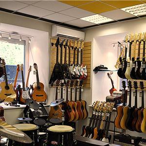 Музыкальные магазины Шлиссельбурга