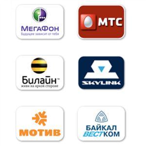 Операторы сотовой связи Шлиссельбурга