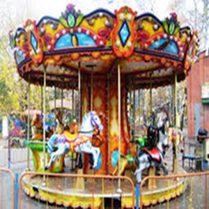 Парки культуры и отдыха Шлиссельбурга