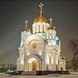Религиозные учреждения Шлиссельбурга