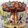 Парки культуры и отдыха в Шлиссельбурге