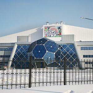 Спортивные комплексы Шлиссельбурга